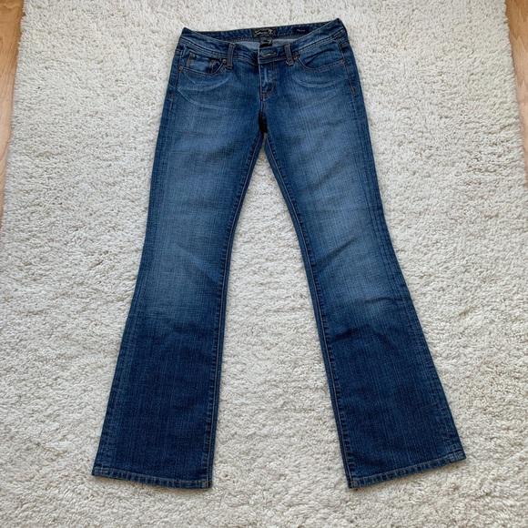 Seven7 Denim - Seven flare leg jeans